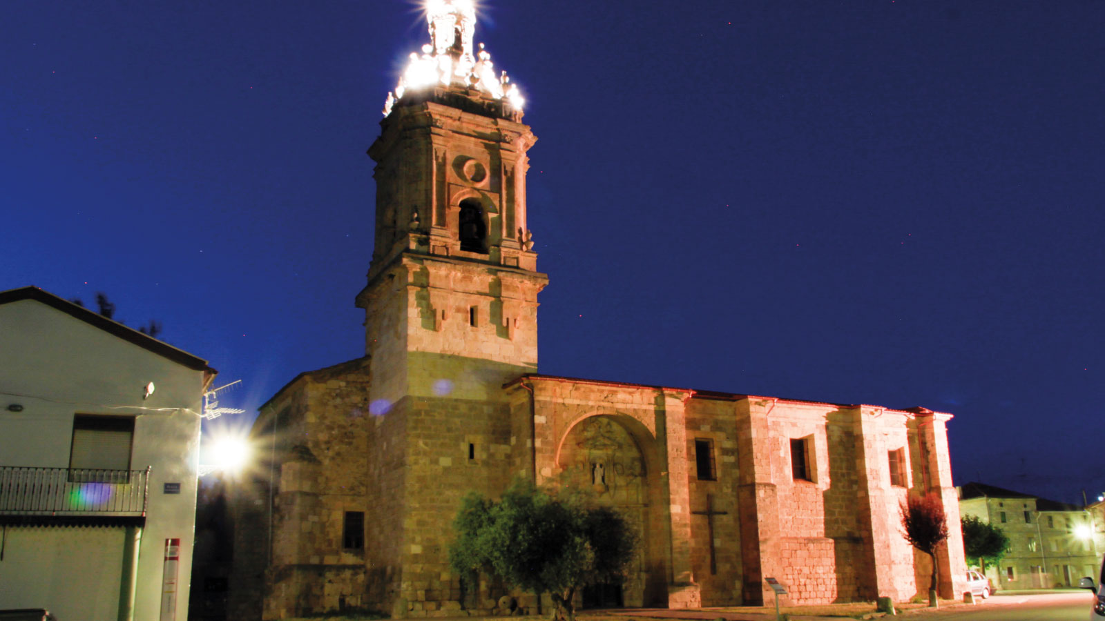 Iglesia Cubo de Bureba